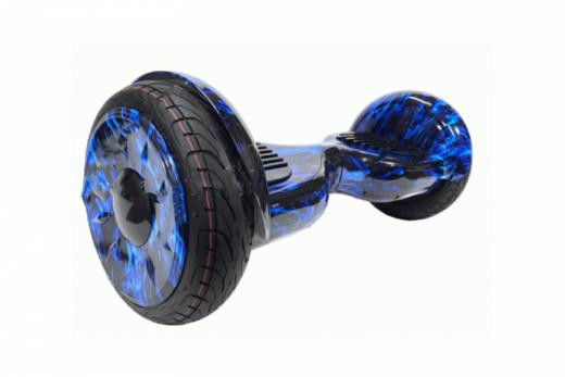 Гироскутер Smart Balance 10 NEW Самобаланс Синий огонь
